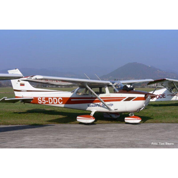 Panoramski polet, Cessna 172 Skyhawk