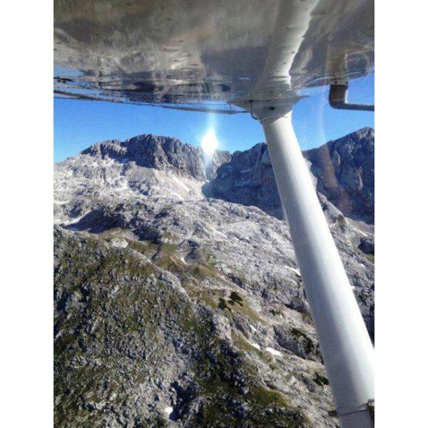 Panoramski polet, Kamniško Savinjske alpe