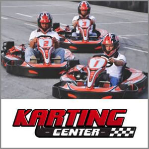 Karting center, gokart