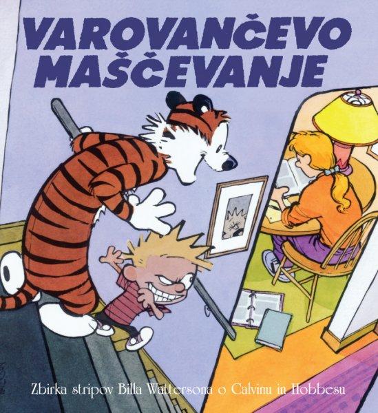 Strip Calvin in Hobbes Varovančevo maščevanje