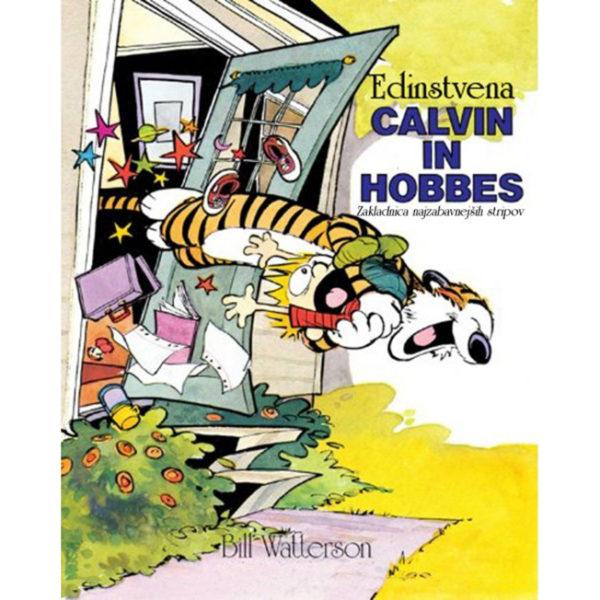 Strip Edinstvena Calvin in Hobbes