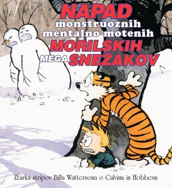 Strip Calvin in Hobbes