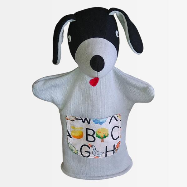 ročna lutka kuža