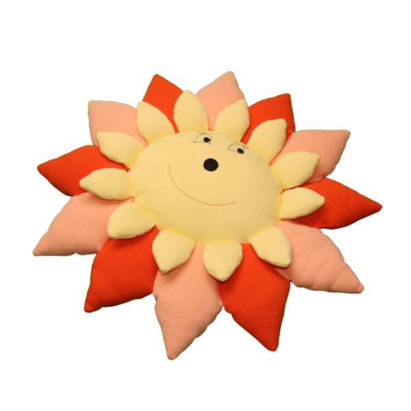 Tekstilna igrača sončnica