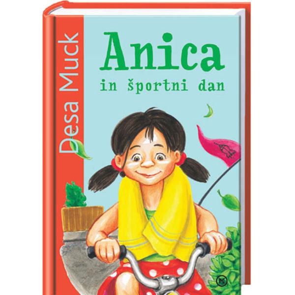 Knjiga Dese Muck Anica in športni dan