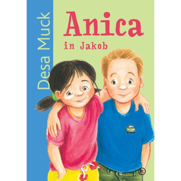 Knjiga Dese Muck Anica in Jakob