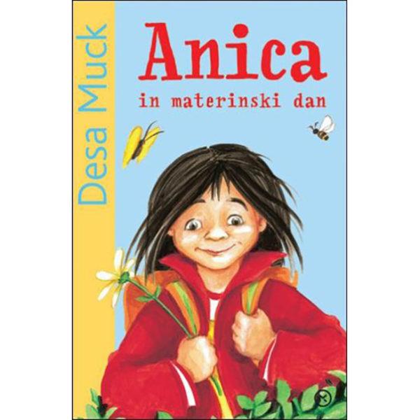 Knjiga Dese Muck Anica in materinski dan