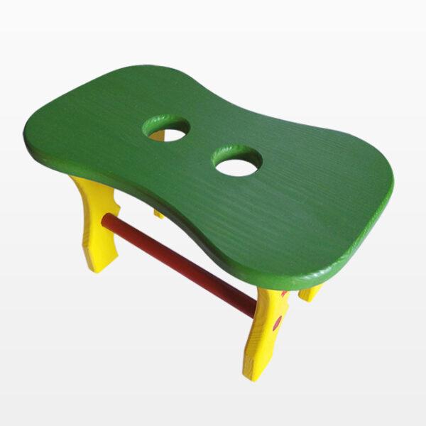 zeleno rumena