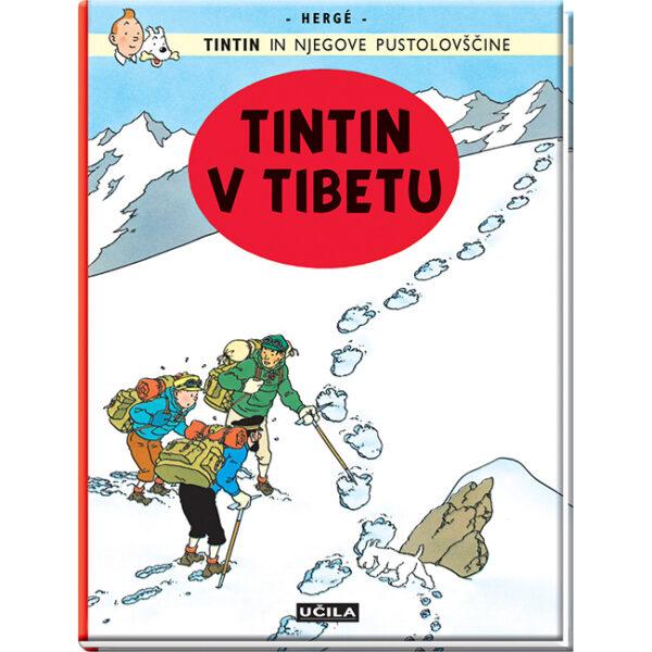 Tintin in njegove pustolovščine Tintin v Tibetu