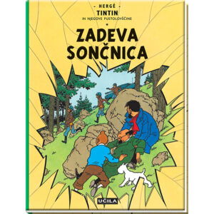 Tintin in njegove pustolovščine Zadeva sončnica