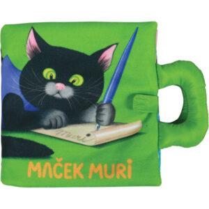 Mehka knjiga Maček Muri