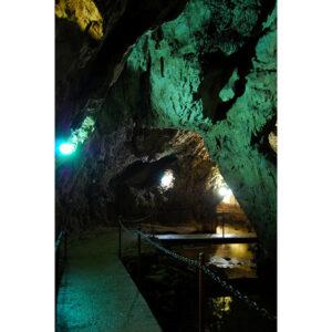 Vhodna dvorana, jama Pekel