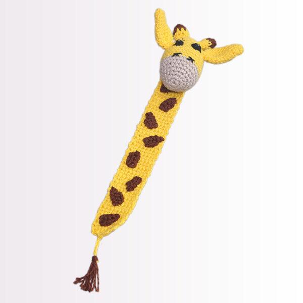 Knjižno kazalo žirafa, polnilo