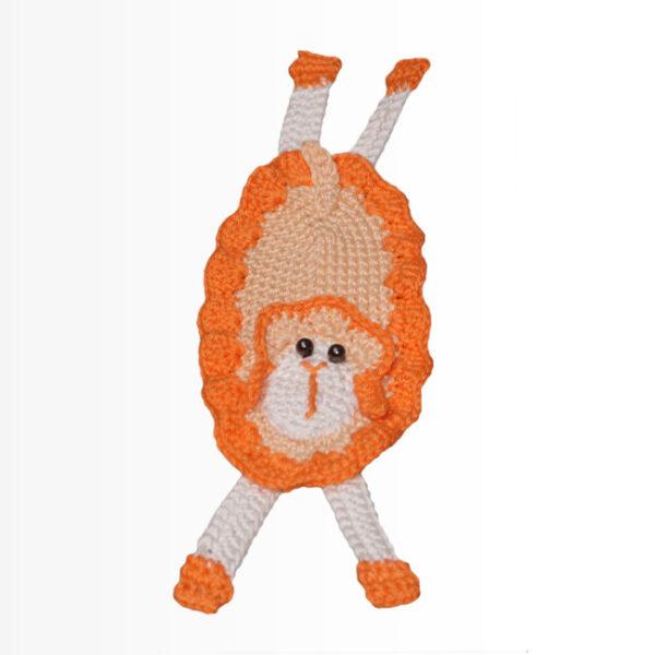 oranžna ovčka