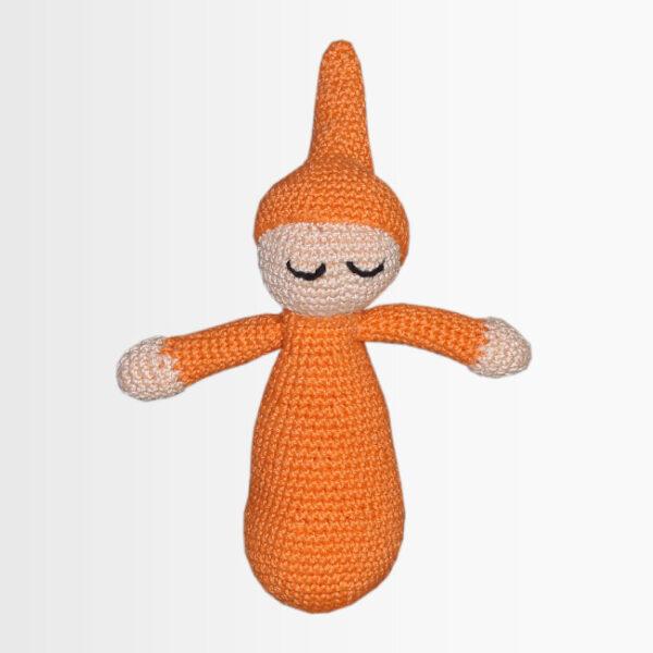zaspanček, oranžna