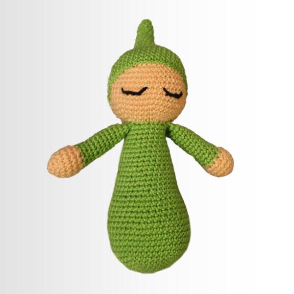 zaspanček zelen