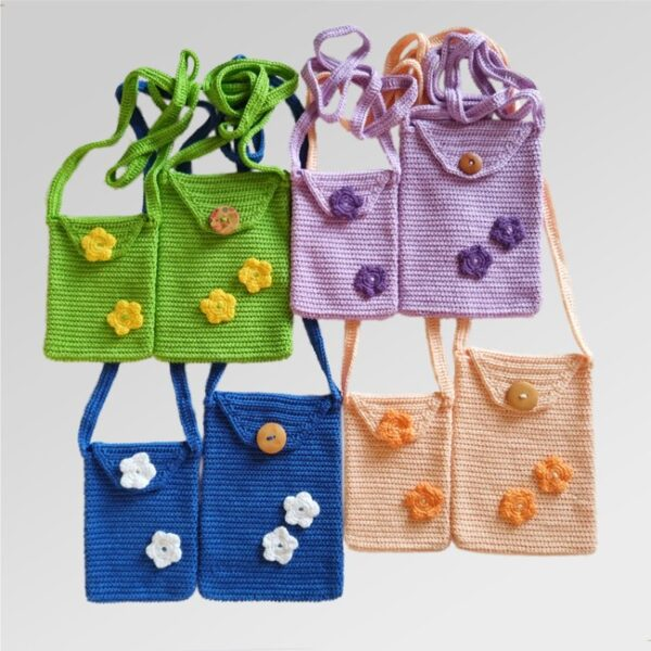kvačkane torbice