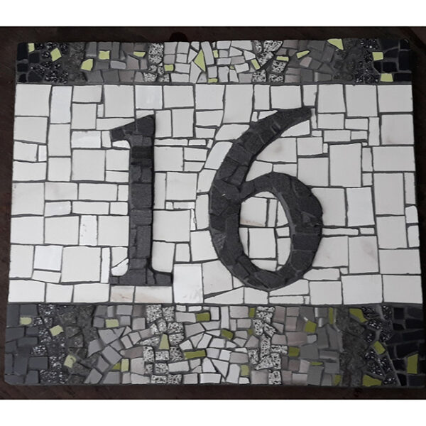 Hišna številka 16
