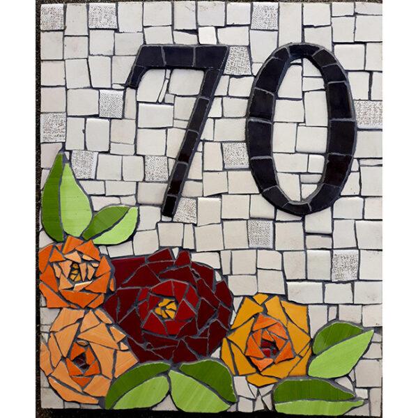 70, mozaik