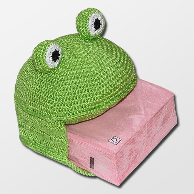 žaba, svetla V