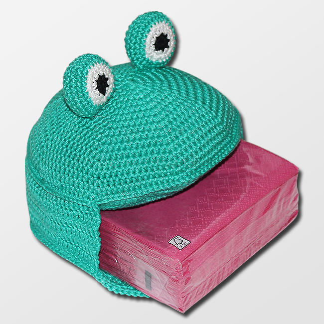 žaba, temna V