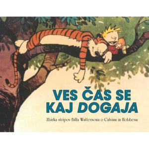 Calvin in Hobbes Ves čas se kaj dogaja
